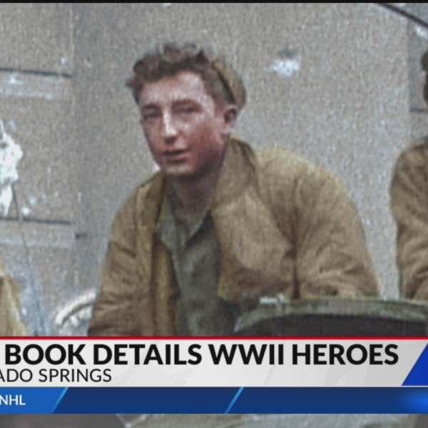 World War II vet, author pay tribute to Colorado Springs war photographer