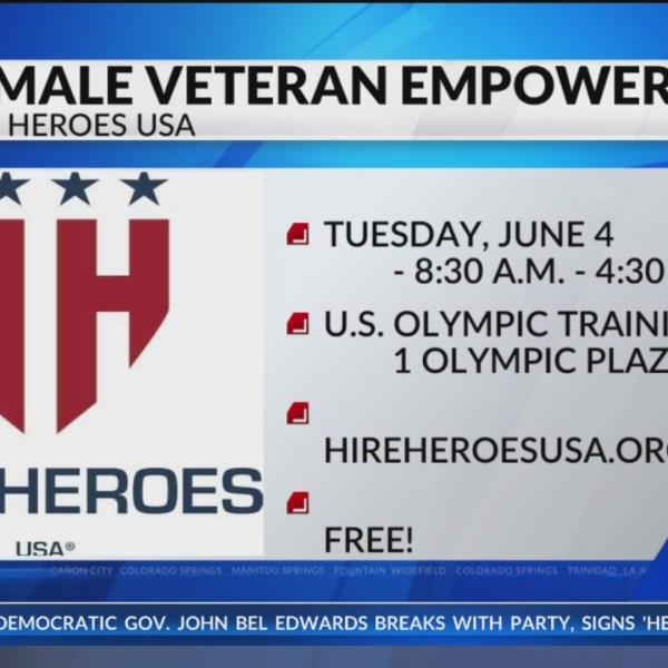 Hire Heroes hosting free workshop for female military members and veterans
