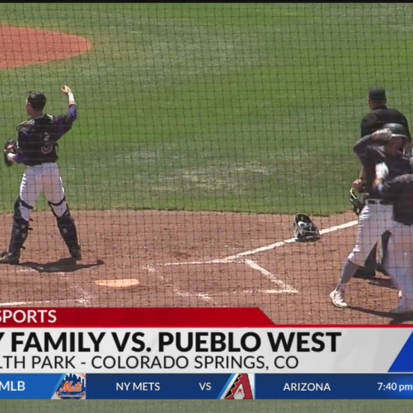 Pueblo West baseball advances to state title game
