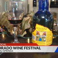 Sample wines from 30 Colorado wineries at Manitou Springs festival