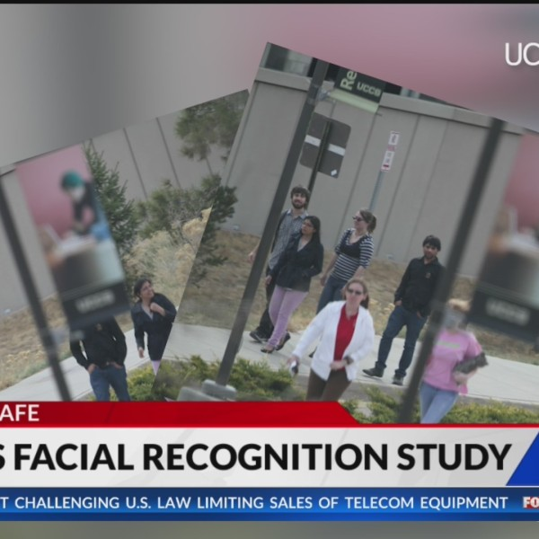 UCCS facial recognition study brings awareness to presence of cameras