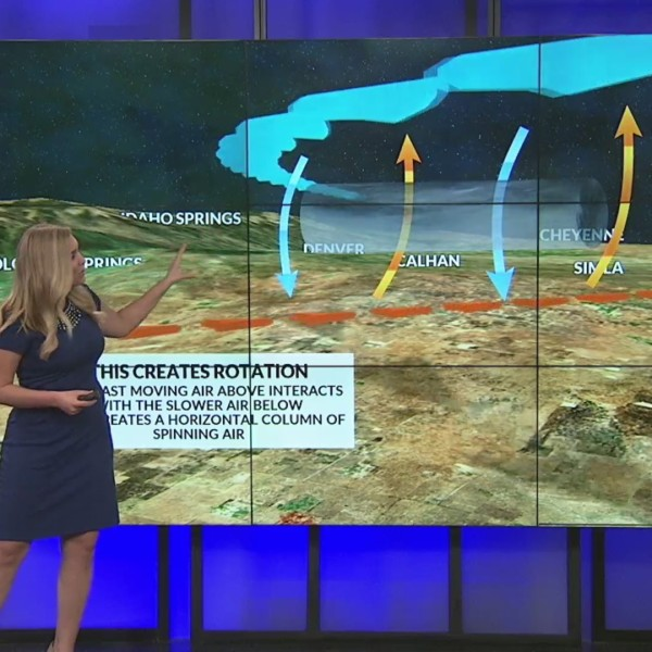 Weather Whys: How do tornadoes form?
