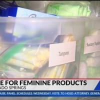 Westside Cares hosting feminine products drive