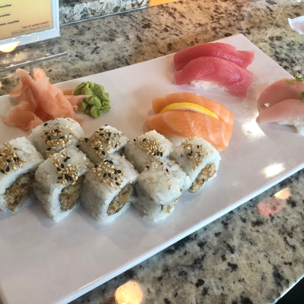 Sushi Lunch Special #1