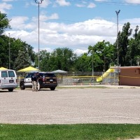 A man was killed in a shooting at Bessemer Park in Pueblo Sunday morning. / Photo courtesy Pueblo Police Department