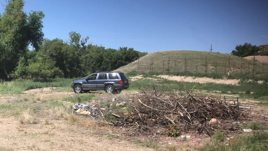 A man was killed when he tried to stop a thief from stealing his Jeep in Pueblo Monday morning. Police found the Jeep unoccupied in southeastern Puebl