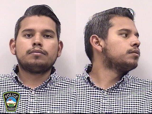 Armando Grez Colorado Springs Police Department