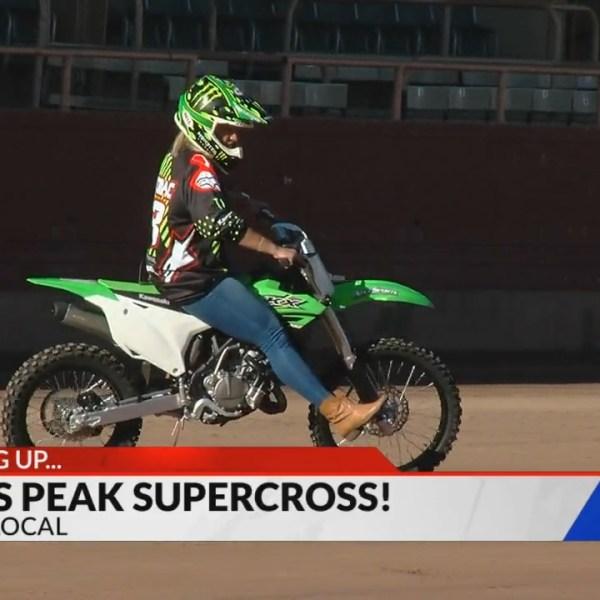 Pikes Peak Supercross returns to Colorado Springs this weekend