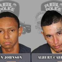John Johnson and Albert Cabrera / Pueblo Police Department