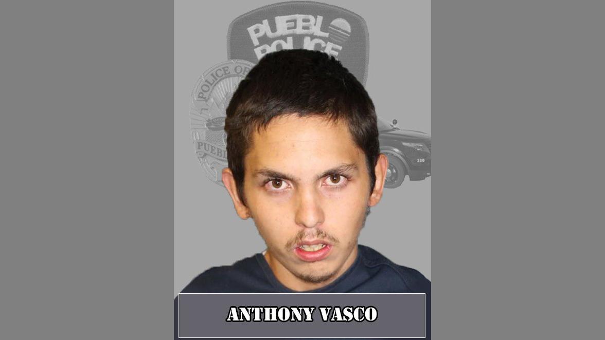 Anthony Vasco / Pueblo Police Department