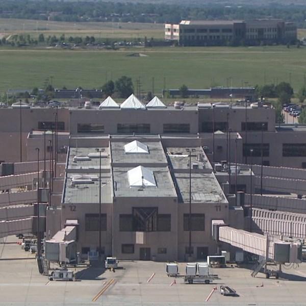 The Colorado Springs Airport. / FOX21 News file photo
