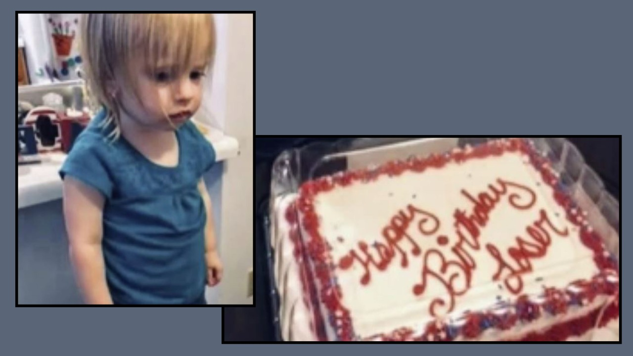 Walmart Mix Up Leaves Toddler With Happy Birthday Loser