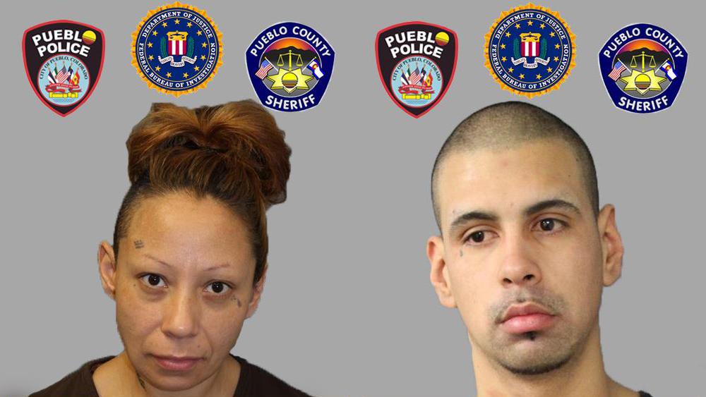 Andrea Avila and Ryan Cruz / Pueblo Police Department