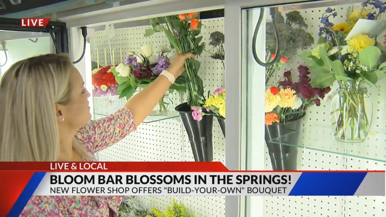 Colorado Springs Floral Shop Offers Build Your Own Bouquets