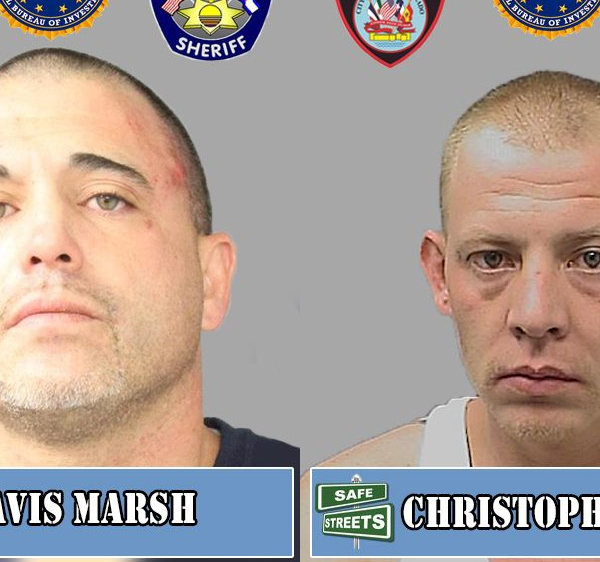 Travis Marsh and Christopher Kirby / Pueblo Police Department