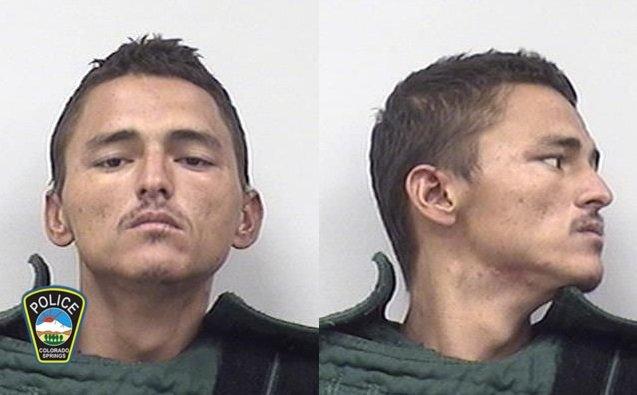 Marcus Clark / Colorado Springs Police Department