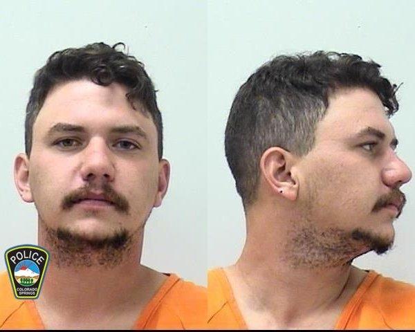 Justin Laski / Colorado Springs Police Department