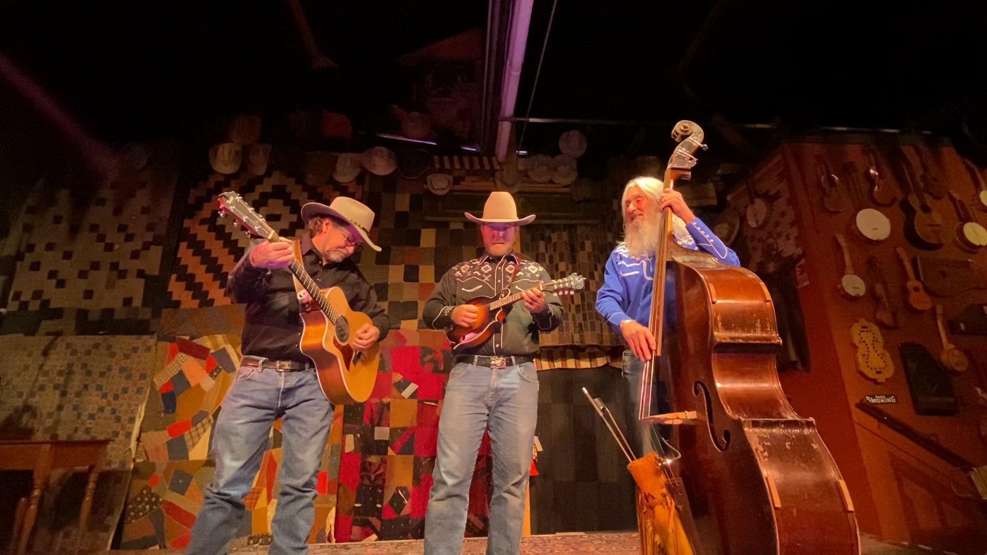 Tenderfoot Bluegrass / FOX21 News file photo