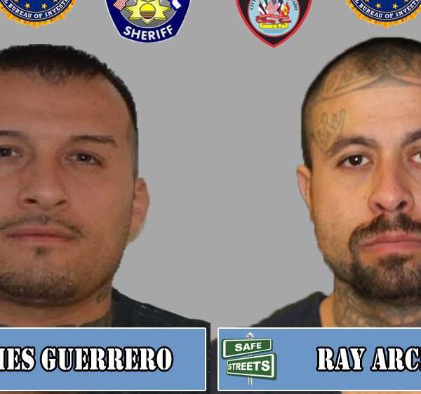 James Guerrero and Ray Archuleta / Pueblo Police Department