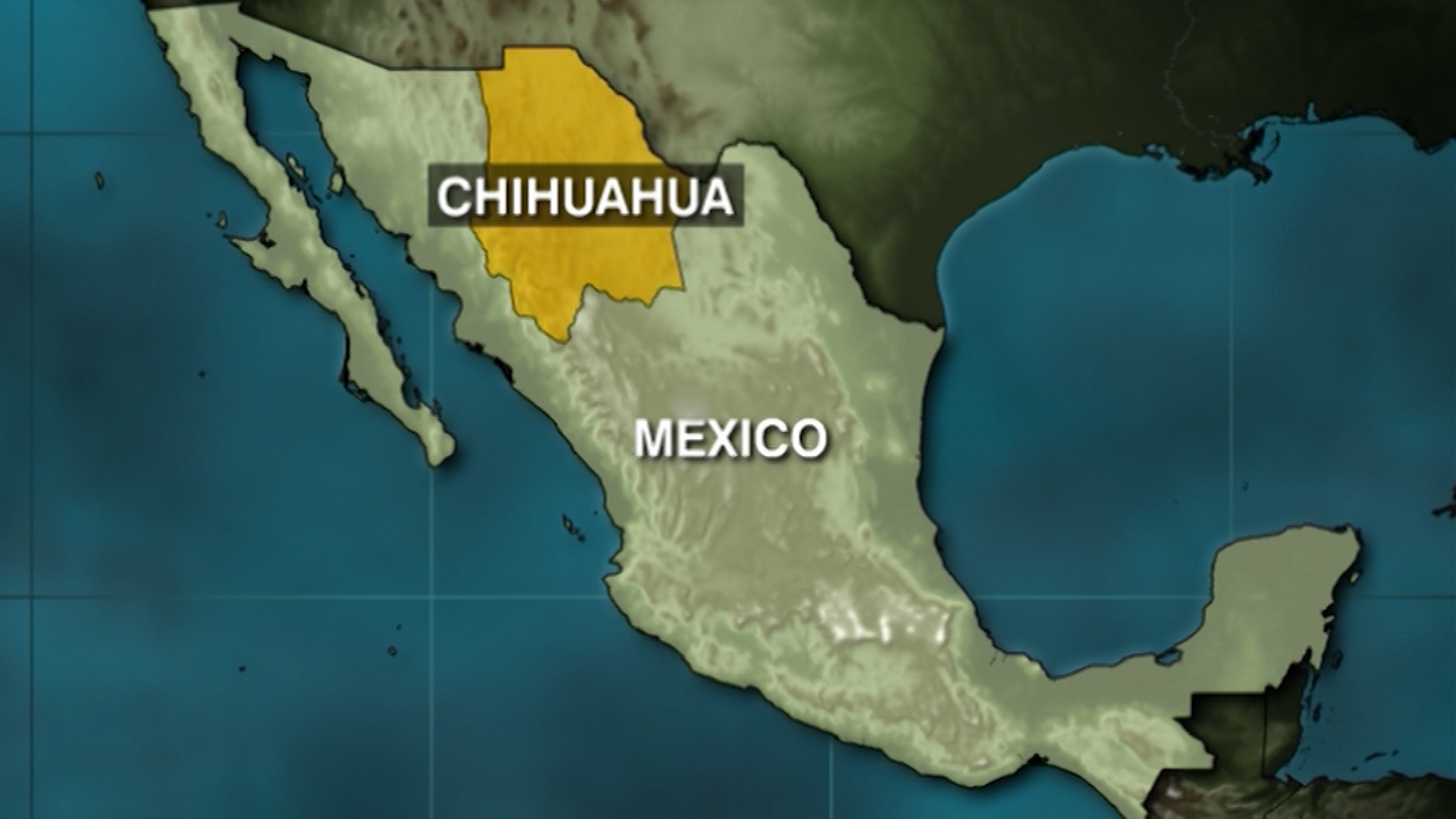 Chihuahua, Mexico / Graphic courtesy CNN