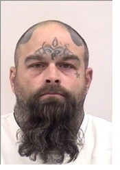 "JEREMY SHANE BURROW is a White Male, 43 years old, 5'9"" tall, and 220 lbs., with brown hair and brown eyes. BURROW is wanted for Robbery, Attempted Murder and Assault with a Deadly Weapon."