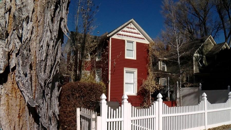 Home where daycare raid took place November 13.