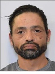 "RENE ALFREDO HIDALGO-ABAD is a White Male, 46 years old, 5'8"" tall, and 175 lbs., with brown hair and brown eyes. HIDALGO-ABAD is wanted for Kidnapping, Assault and Harassment."
