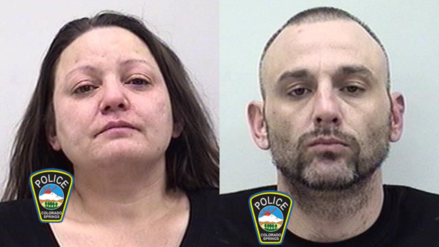 Jennifer Krejci and William Mutters /Colorado Springs Police Department