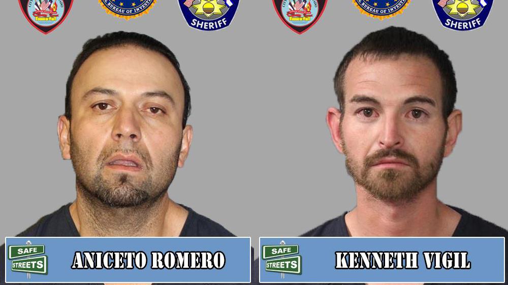 Aniceto Romero and Kenneth Vigil / Pueblo Police Department