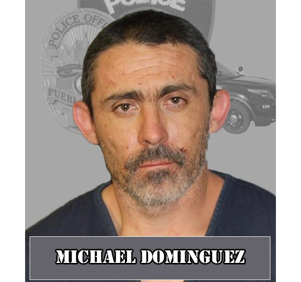 Michael Dominguez / Pueblo Police Department