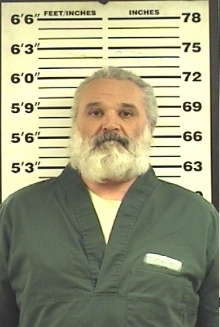 GREGORY ABEYTA is a White Male, 53 years old, 6' tall, and 200 lbs., with gray hair and brown eyes. ABEYTA is wanted for Attempted Escape and 3rd Degree Assault.