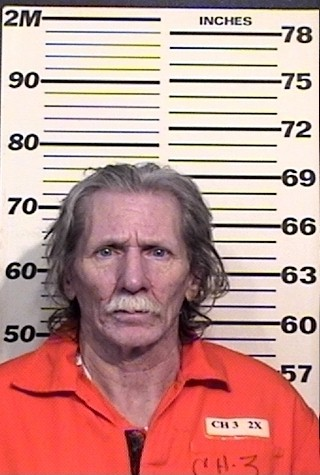 "HENRY COULTER is a White Male, 60 years old, 5'11"" tall, and 180 lbs., with gray hair and blue eyes. COULTER is wanted for Menacing."