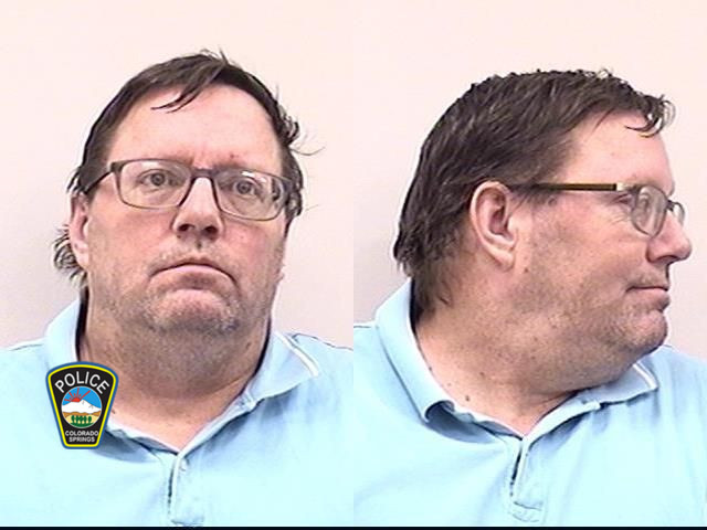 Bryan Dale Williams / Colorado Springs Police Department