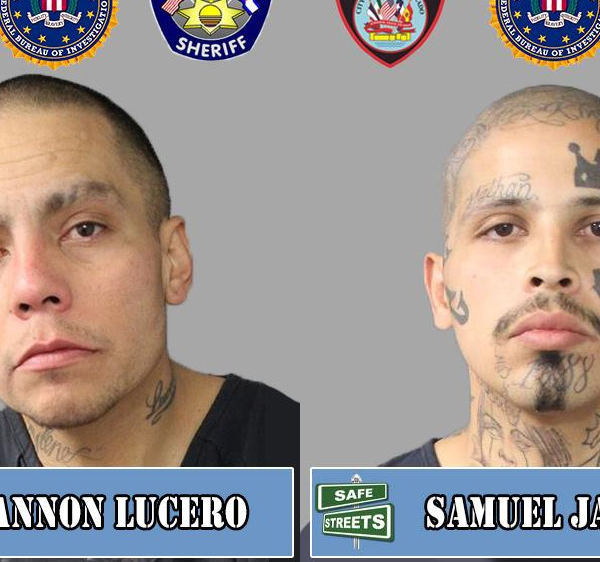 Shannon Lucero and Samuel Jaramillo / Pueblo Police Department