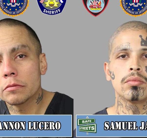Shannon Lucero and Samuel Jaramillo / Pueblo Police Department