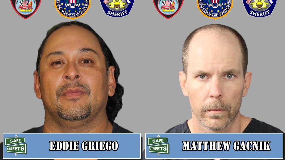 Eddie Griego and Matthew Gacnik / Pueblo Police Department