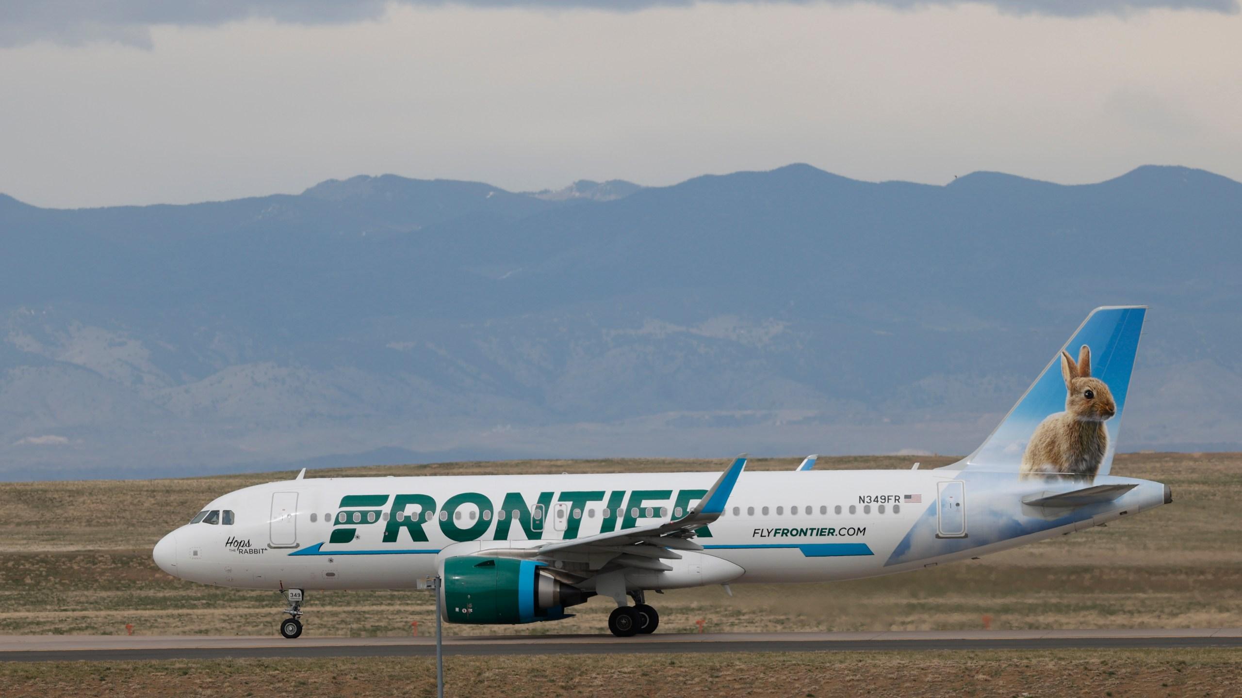 Denver International Airport, Frontier