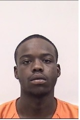 """CHRISTOPHER LAWRENCE BROWN is a Black Male, 21 years old, 5'4"""" tall, and 115 lbs., with black hair and brown eyes. BROWN is wanted for Kidnapping, Harassment and Possession of a Controlled Substance."""