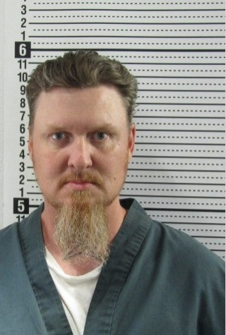 """BOBBY BERRY is a White Male, 43 years old, 6'1"""" tall, and 160 lbs., with brown hair and blue eyes. BERRY is wanted for 1st Degree Burglary, Escape and Aggravated Motor Vehicle Theft."""