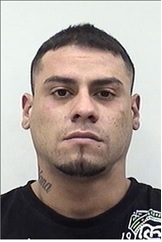 """ALEX OMAR SALGADO-AVILES is a White Male, 26 years old, 5'2"""" tall, and 145 lbs., with black hair and brown eyes. SALGADO-AVILES is wanted for Failure to Appear: Violation of a Protection Order."""