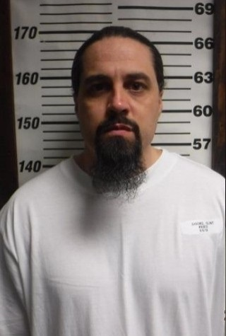 """CLINT SANCHEZ is a Hispanic Male, 38 years old, 5'6"""" tall, and 153 lbs., with brown hair and brown eyes. SANCHEZ is wanted for Failure to Register as a Sex Offender."""