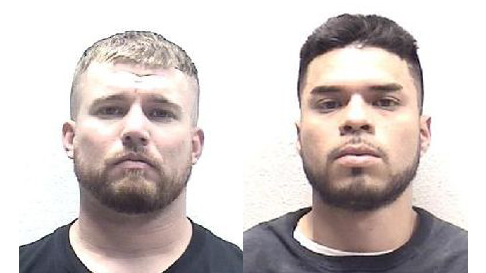 Shane Poteet and Roberto Vargas-Delao / Colorado Springs Police Department