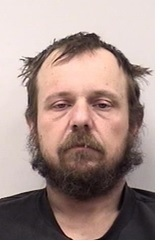 """WALLY JAY BAZAR is a White Male, 38 years old, 5'6"""" tall, and 180 lbs., with brown hair and hazel eyes. BAZAR is wanted for Kidnapping, Robbery and Assault."""