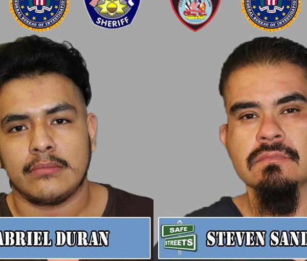 Gabriel Duran and Steven Sandoval / Pueblo Police Department