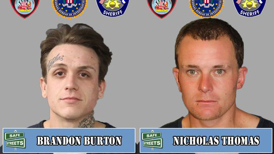 Brandon Burton and Nicholas Thomas / Pueblo Police Department