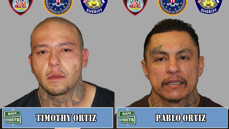 Timothy Ortiz and Pablo Ortiz / Pueblo Police Department