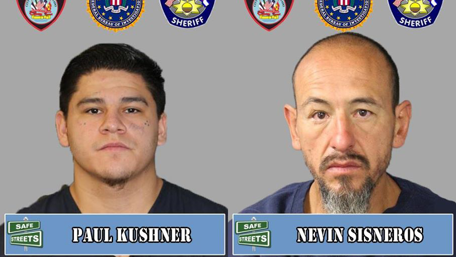 Paul Kushner and Nevin Sisneros / Pueblo Police Department