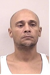 """JACINTO JONATHAN GONZALEZ is a White Male, 48 years old, 5'9"""" tall, and 172 lbs., with brown hair and brown eyes. GONZALEZ is wanted for Burglary, False Information to a Pawn Broker and FTA."""