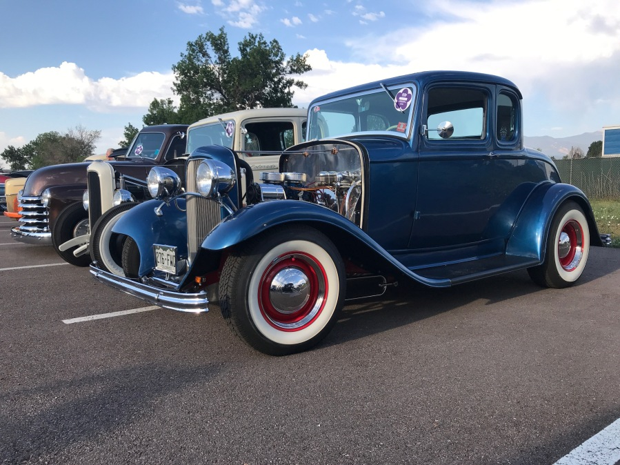 The Old Colorado City car cruise is happening this Sunday. / Shawn Shanle - FOX21 News