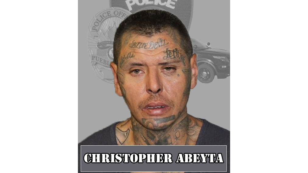 Christopher Abeyta / Pueblo Police Department